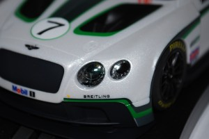 Front Wing of Bentley Continental GT3