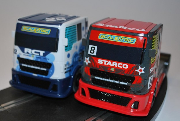 Scalextric Racing Trucks