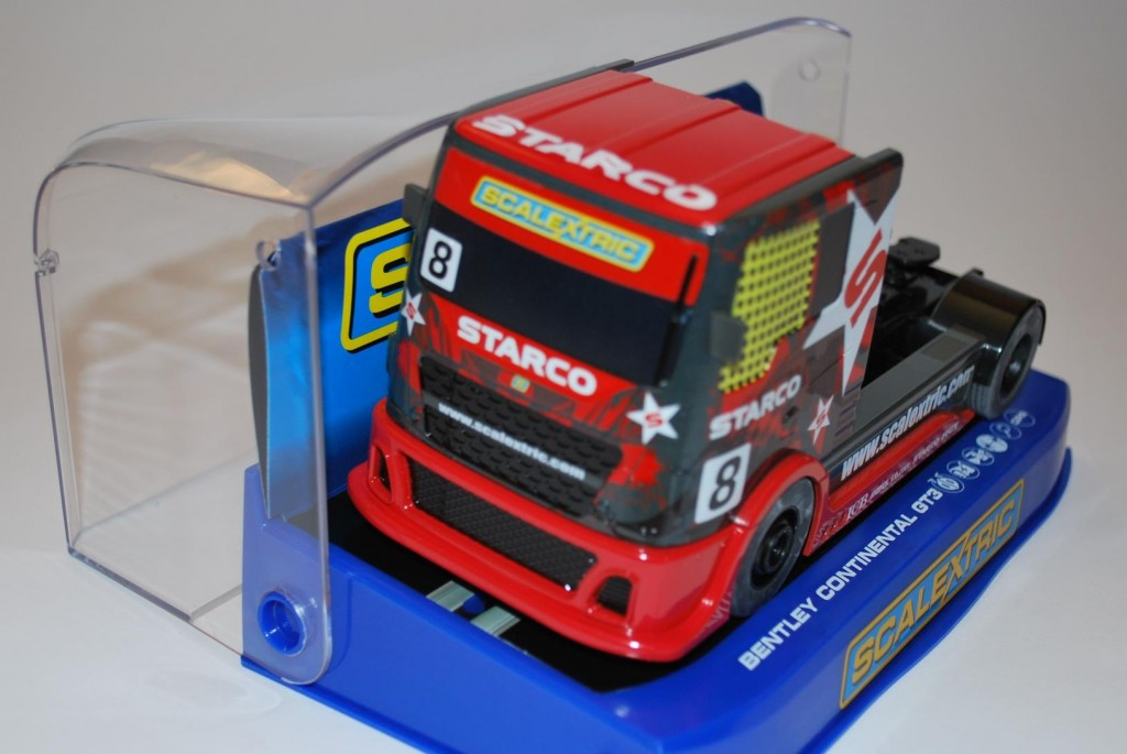 Truck in Standard Display Case